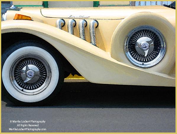 Excalibur Automobile Martha Lochert Photography Blog - Tucson classic car show