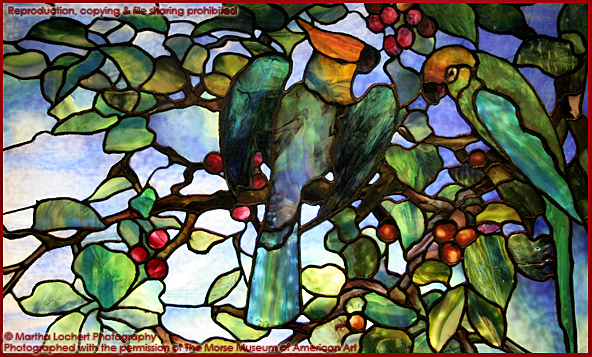 Window panel – Stained glass birds | Martha Lochert Photography Blog