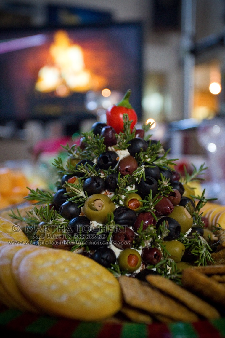 Edible Christmas Tree Martha Lochert Photography Blog